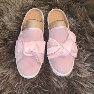 UGG Luci Bow pink blush slip on mule/slide